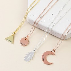 Personalised Necklaces | Next Day Delivery Available | Lisa