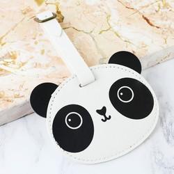 Panda Luggage Tag - Multi Sass & Belle QKo7RvCX