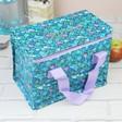 Lisa Angel Kids Personalised Magical Mermaid Scale Lunch Bag