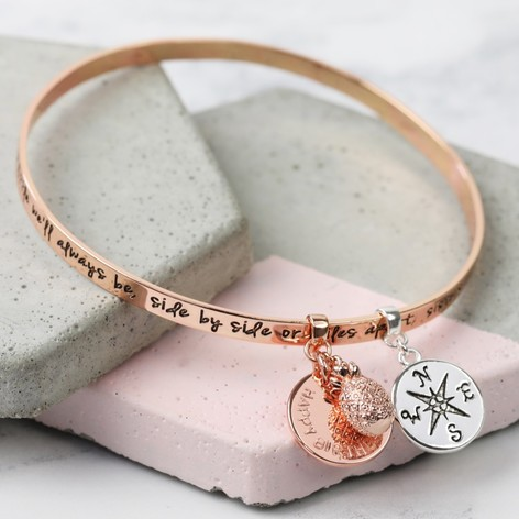 bangle jpxu gold for her bracelet etsy gift charm custom bangles name il market graduation rose