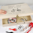 Lisa Ange Men's 'Great Dads Ride a Bike' Hamper Box