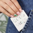 'Good Vibes' Compact Mirror