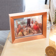 Lisa Angel Copper & Pink Photo Frame