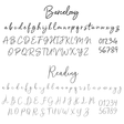 Lisa Angel Font Options