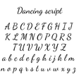 Lisa Angel Dancing Script