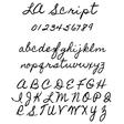 Lisa Angel LA Script Font