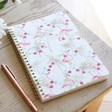 Lisa Angel A5 Party Flamingo Notebook