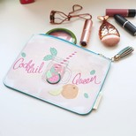 House of Disaster Keepsake 'Cocktail Queen' Pouch