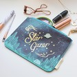 Ladies' House of Disaster Keepsake 'Star Gazer' Pouch