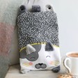 Lisa Angel House of Disaster 'Over The Moon' Cat Hot Water Bottle
