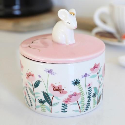 737e2fd9c6e05a Lisa Angel House of Disaster  Secret Garden  Mouse Jar
