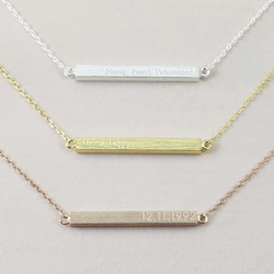 16771ffa31b Personalised Jewellery | Next Day Delivery | Gift Ideas by Lisa Angel UK