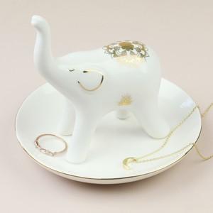 Elephant Jewellery Dish