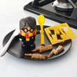 Kids Harry Potter Egg Cup and Toast Cutter