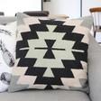Ladies' Woven Aztec Cushion