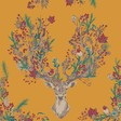 Lisa Angel with Ladies' Powder Design Enchanted Stag Print Scarf