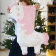 Kids Sass & Belle 'Betty The Rainbow Unicorn' Christmas Stocking