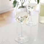 'Her Wine' Stem Wine Glass