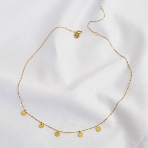 CR x LA Charm Necklace