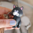 Lisa Angel Cat Torch Keyring