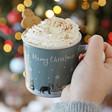 Lisa Angel Ceramic 'Meowy Christmas' Cat Mug