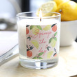 Lisa Angel 'Squeeze The Day' Scented Candle