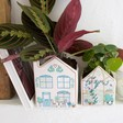 Lisa Angel with House of Disaster Boulevard Ceramic Planters
