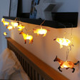 Lisa Angel Children's House of Disaster Farm Animal String Lights