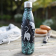 Lisa Angel House of Disaster 'Feline' Thermal Stainless Steel Drinks Bottle