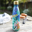 Ladies' House of Disaster 'Frida Kahlo' Thermal Stainless Steel Drinks Bottle