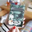 Lisa Angel House of Disaster Pack of 2 Feline Print Socks