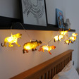 Lisa Angel Children's House of Disaster Safari Animal String Lights