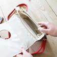 Inside of Teen's Ladies' House of Disaster Moomin Book Bag