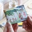 Lisa Angel House of Disaster Moomin Dangerous Journey Travel Pass Holder
