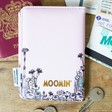 Lisa Angel with Pink House of Disaster Moomin Love Passport Holder