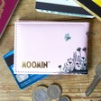 Lisa Angel with Cute House of Disaster Moomin Love Travel Pass Holder