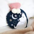 Lisa Angel Ladies' House of Disaster Moomin 'Moon' Hot Water Bottle