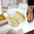 Lisa Angel Personalised Name Gin Tumbler
