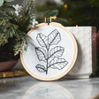 Lisa Angel Make Your Own Mini Embroidery Hoop Kit