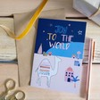 Lisa Angel 'Joy to the World' Greeting Card