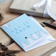 Lisa Angel 'Let it Snow' Greeting Card