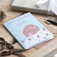 Lisa Angel Festive 'Sweet Christmas Wishes' Greeting Card