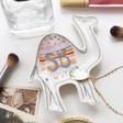 Lisa Angel Ladies' Personalised Camel Trinket Dish
