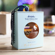 Lisa Angel with Personalised The English Whiskey Co. 20cl Whiskey Bauble