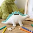 Lisa Angel Ceramic Dinosaur Money Box