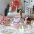 Lisa Angel Iridescent Glass G&Tea Teapot Cocktail Set