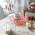 Lisa Angel Special Glass G&Tea Teapot Cocktail Set