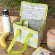 Lisa Angel Personalised Insulated Tropical Fruit Lunch Bag