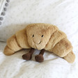 Lisa Angel Kids Jellycat Amuseable Croissant Soft Toy