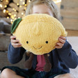 Kids Jellycat Amuseable Lemon Soft Toy